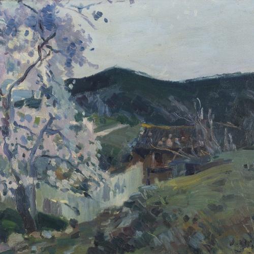 Joaquim Mir - Paisatge - Cap a 1922-1924