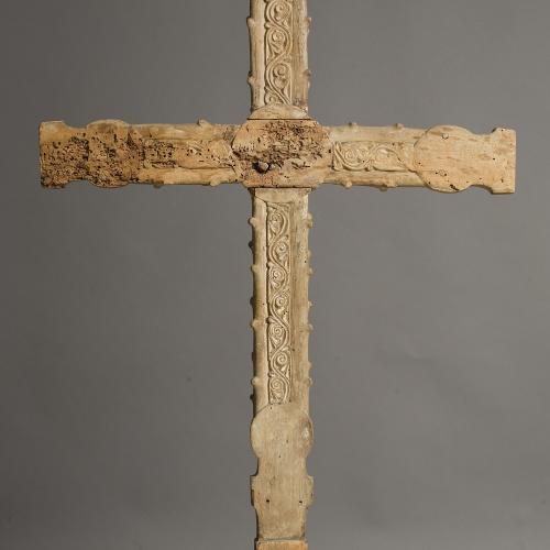 Anònim - Creu d'un Calvari - Primera meitat del segle XIII [1]