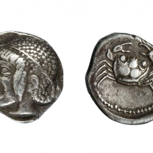 Massalia - Divisor - Mitjan segle V aC