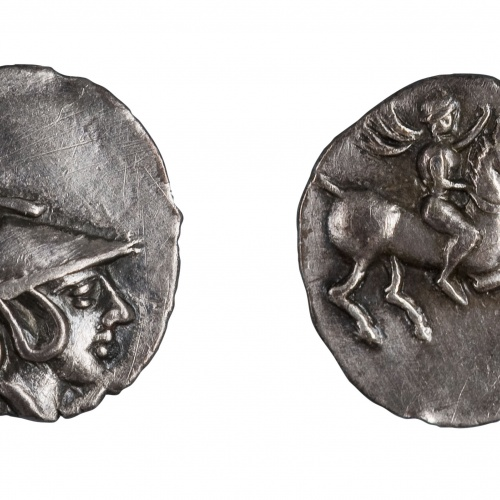 Emporion - Fracció - Segle IV aC