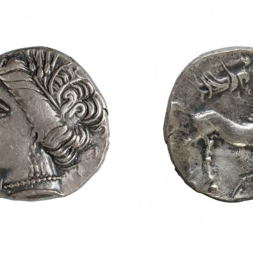 Emporion - Dracma - Inicis del segle III aC