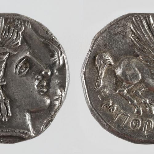 Emporion - Dracma d'Emporion - 250-218 aC