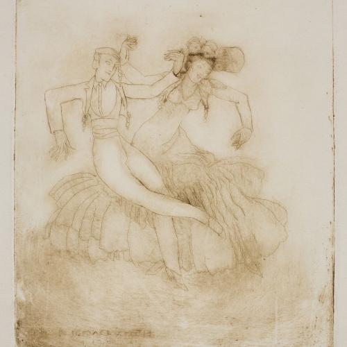 Ismael Smith - Sevillanas. Spanish dance - 1919