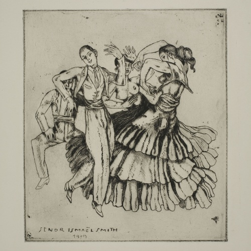 Ismael Smith - Gipsy party. Farruca - 1919