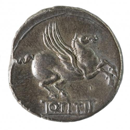 República romana - Denari - 90 aC [2]