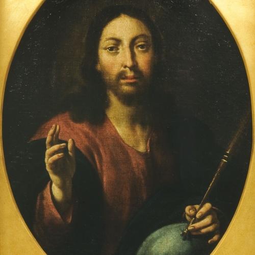 Antoni Viladomat - The Saviour - Between 1700-1755
