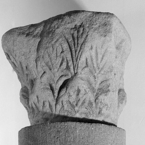 Anònim - Capitell de Sant Pere d'Àger - Segle XI