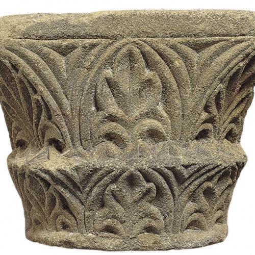 Anònim - Capitell de Sant Pere d'Àger - Segona meitat del segle XI