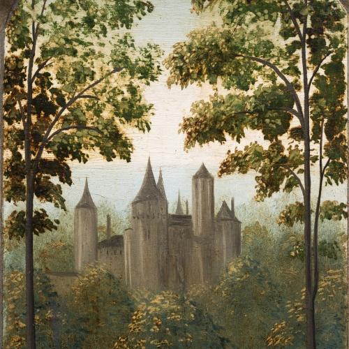 Mestre de la Seu d'Urgell - Anunciació - Cap a 1495 [1]