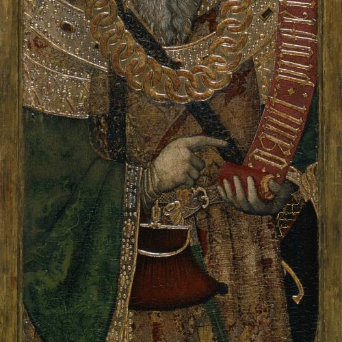 Joan Gascó - David - Cap a 1500