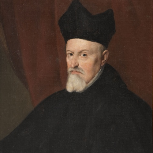 Anònim. Castella - Portrait of Fernando de Valdés y Llanos, Archbishop of Granada and President of the Council of Castile - 1634-1639