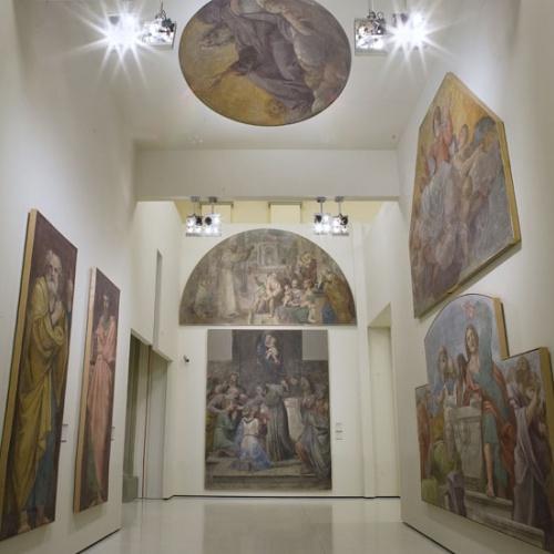 Annibale Carracci - Apòstols al voltant del Sepulcre buit - Finals de 1604 – inicis de 1605 [2]