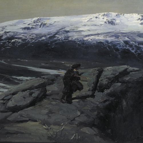 Jaume Morera - Peñalara (Sierra de Guadarrama) - Cap a 1904
