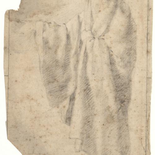 Antoni Viladomat - Figure study - Circa 1720-1740
