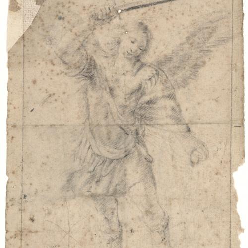 Antoni Viladomat - Saint Michael the Archangel - Circa 1720-1740