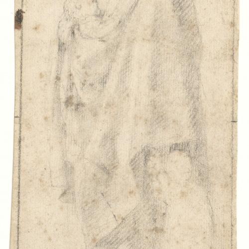 Antoni Viladomat - Woman with child - Circa 1720-1755