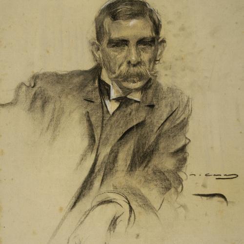 Ramon Casas - Retrato de Emili Sala - 1904