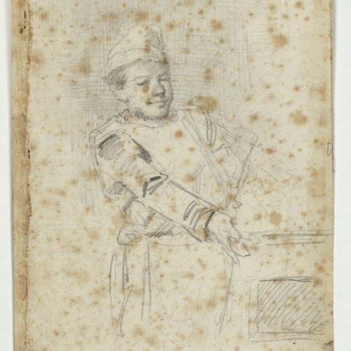 Marià Fortuny - Coock - Cap a 1853-1858