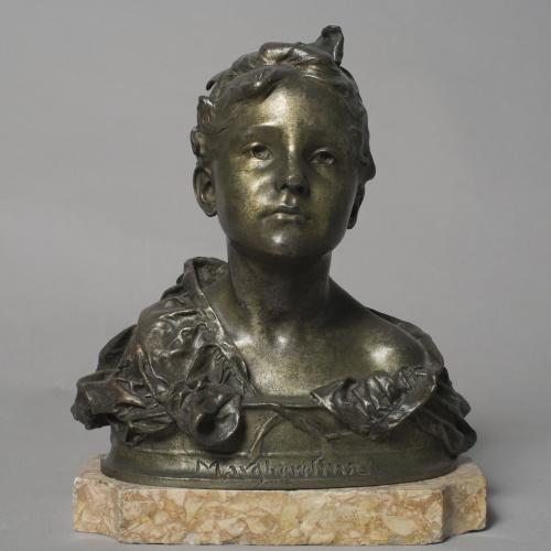 Miquel Blay - Margheritina - 1892