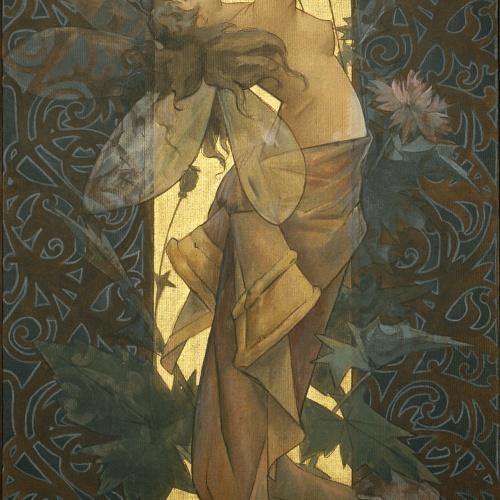 Museu Nacional d'Art de Catalunya | Figura femenina olorant cascall