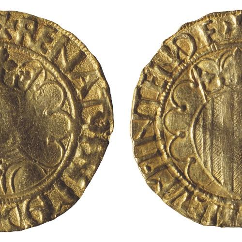 Renat I d'Anjou - Pacífic - 1466-1472