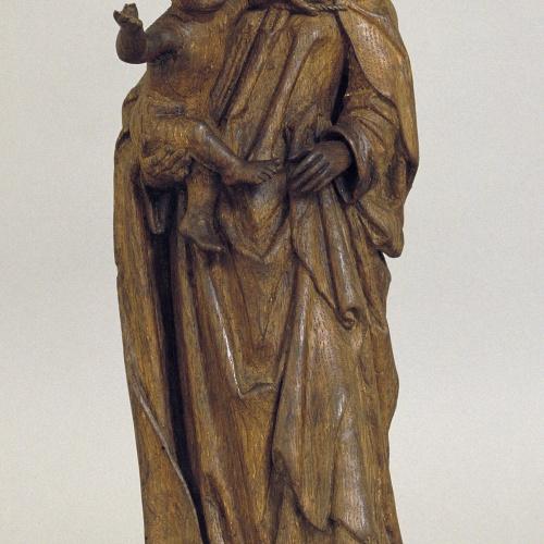 Anònim. França. Borgonya - Mare de Déu - Segle XV