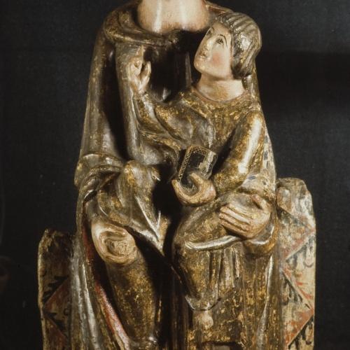 Anònim - Mare de Déu - Segle XIV