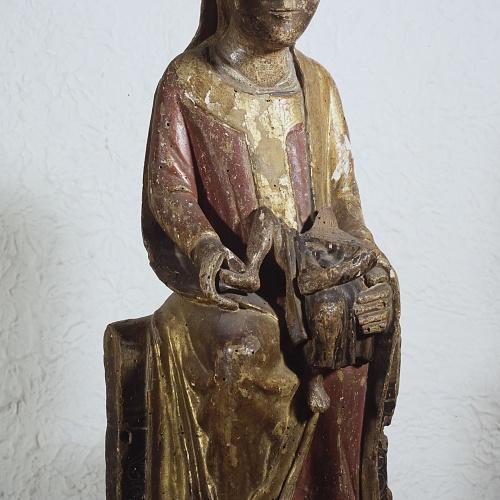 Anònim - Mare de Déu - Últim quart del segle XIII