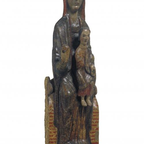 Anònim - Mare de Déu - Segona meitat del segle XIII