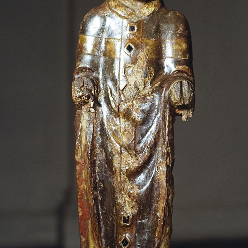 Anònim - Sant bisbe - Segle XIV