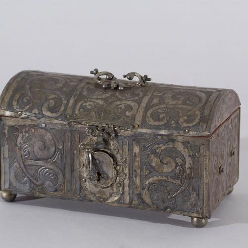 Anònim - Arqueta - Primera meitat del segle XVII