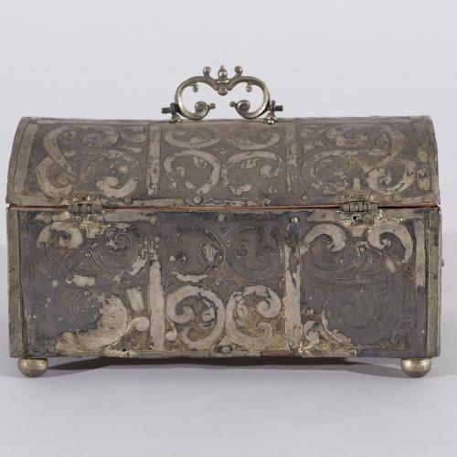 Anònim - Arqueta - Primera meitat del segle XVII [2]