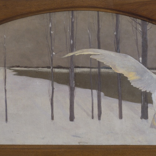 Lluís Masriera - Decorative composition for a mantelpiece - Circa 1911