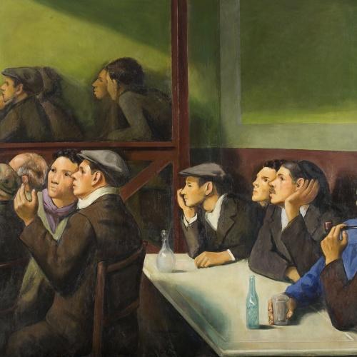 Francesc Domingo Segura - Spectators - 1934
