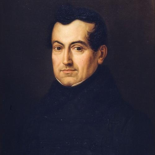 Josep Arrau Barba - Retrat d'home - 1837