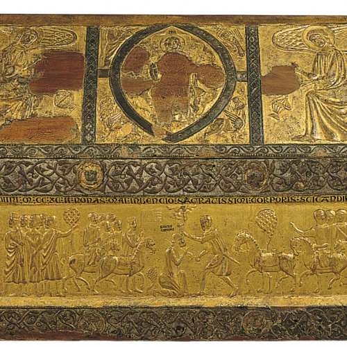 Anònim. Catalunya - Urna reliquiari de sant Càndid - 1292