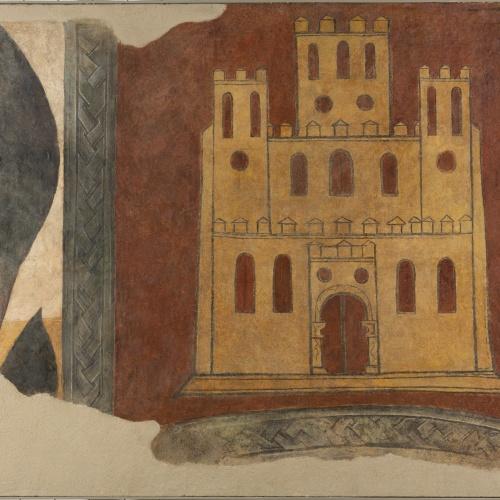 Anònim. Castella - Arquitectura d'Arlanza - Primer quart del segle XIII