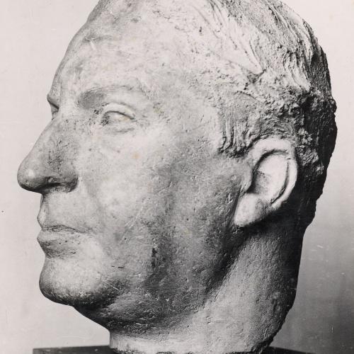 Anònim - Retrat d'home - Primera meitat del segle XX