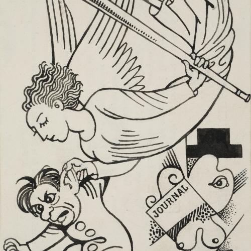 Feliu Elias - Fame to Picasso - 1932