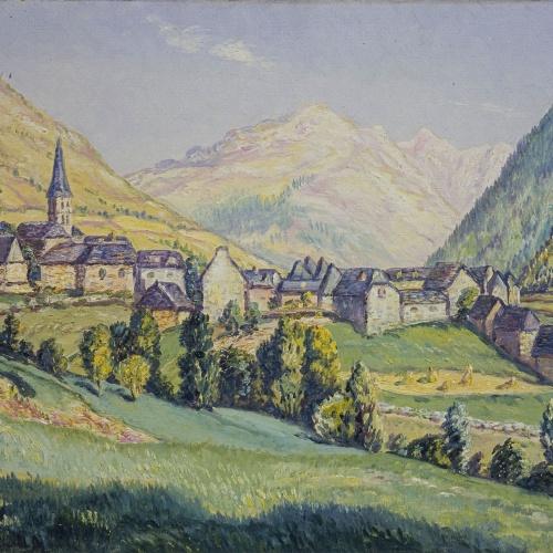 Marià Pidelaserra - Val d'Aran - 1944