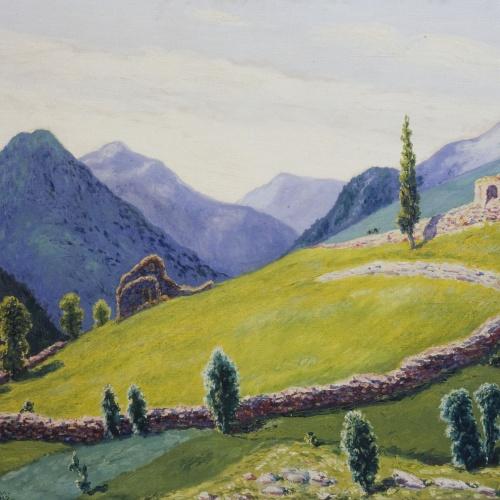 Marià Pidelaserra - Aragonese Pyrenees - 1942