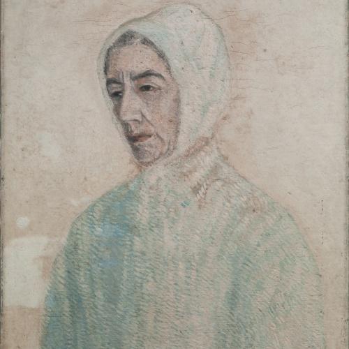 Joaquim Biosca - La meva mare - Cap a 1926