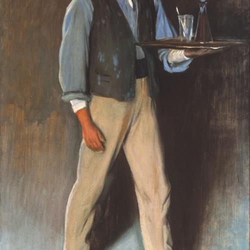 Santiago Rusiñol - 'Cuca' - 1895