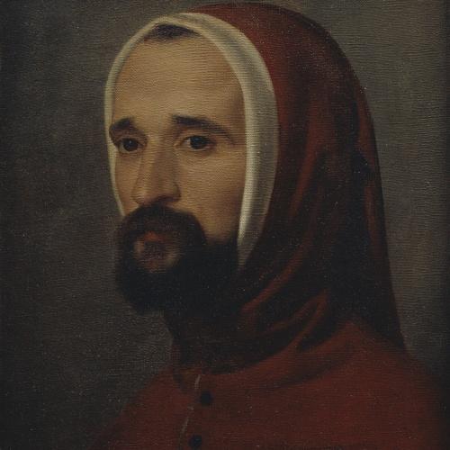 Claudi Lorenzale - Self-portrait - Circa 1840