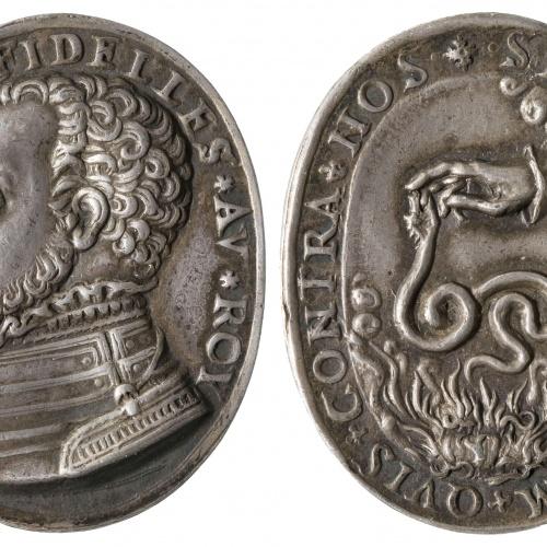Anònim - Alçament dels Països Baixos (medalles geuzen) - 1566