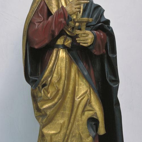 Anònim. Alemanya - Sant Joan Evangelista - Cap a 1500