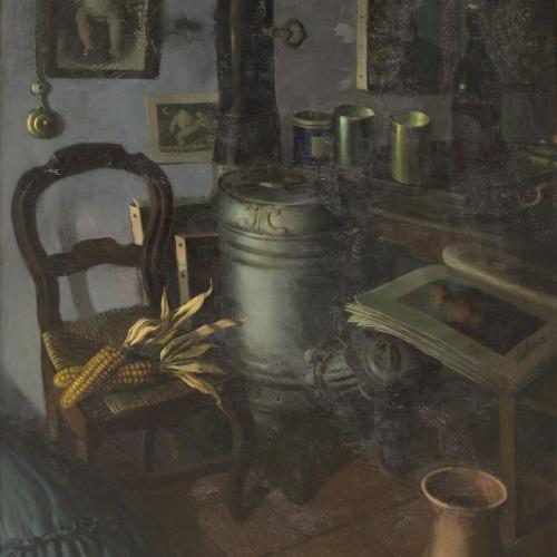 Ramon Calsina - Studio Corner - Circa 1955