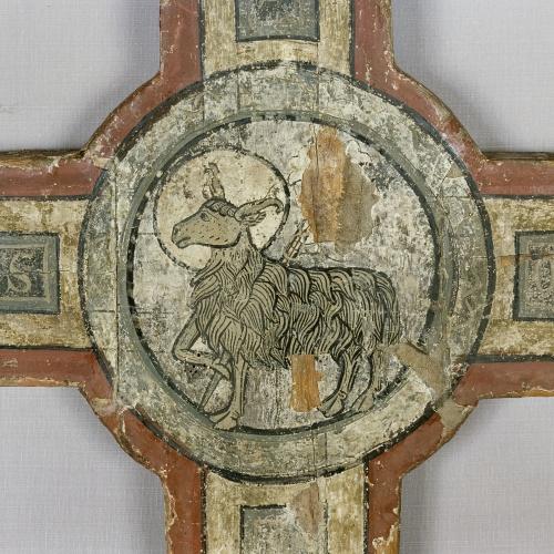 Anònim - Creu d'altar - Segona meitat del segle XIII [1]
