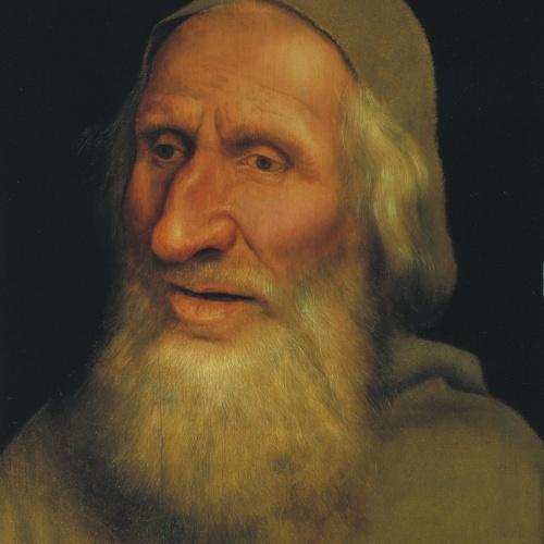 Quinten Metsys - Cap de vell - Cap a 1525