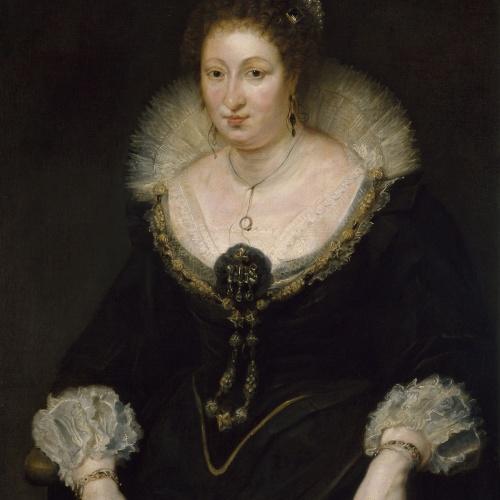 Peter Paulus Rubens - Lady Aletheia Talbot, comtessa d'Arundel - 1620